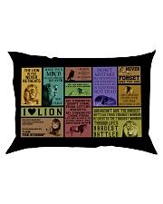 LION Rectangular Pillowcase front