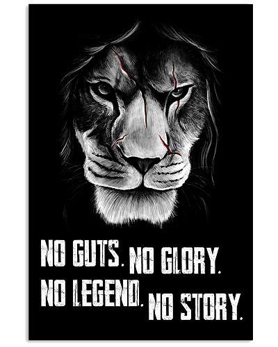 LION - NOT GUTS NO GLORY