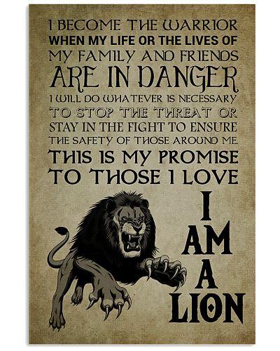 LION - I AM A LION