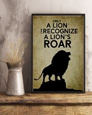 LION - PAIN 16x24 Poster lifestyle-poster-3
