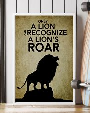 LION - PAIN 16x24 Poster lifestyle-poster-4