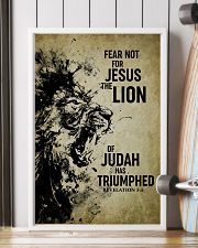 LION - FEAR NOT FOR JESUS 11x17 Poster lifestyle-poster-4