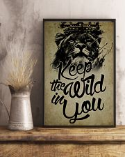 LION 16x24 Poster lifestyle-poster-3