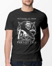 LION Classic T-Shirt lifestyle-mens-crewneck-front-13