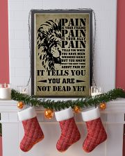 LION - PAIN 16x24 Poster lifestyle-holiday-poster-4