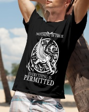 LION - NOTHING IS TRUE Classic T-Shirt lifestyle-mens-crewneck-front-9
