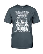 FUNNY HUNTING Classic T-Shirt front