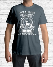 FUNNY HUNTING Classic T-Shirt lifestyle-mens-crewneck-front-1