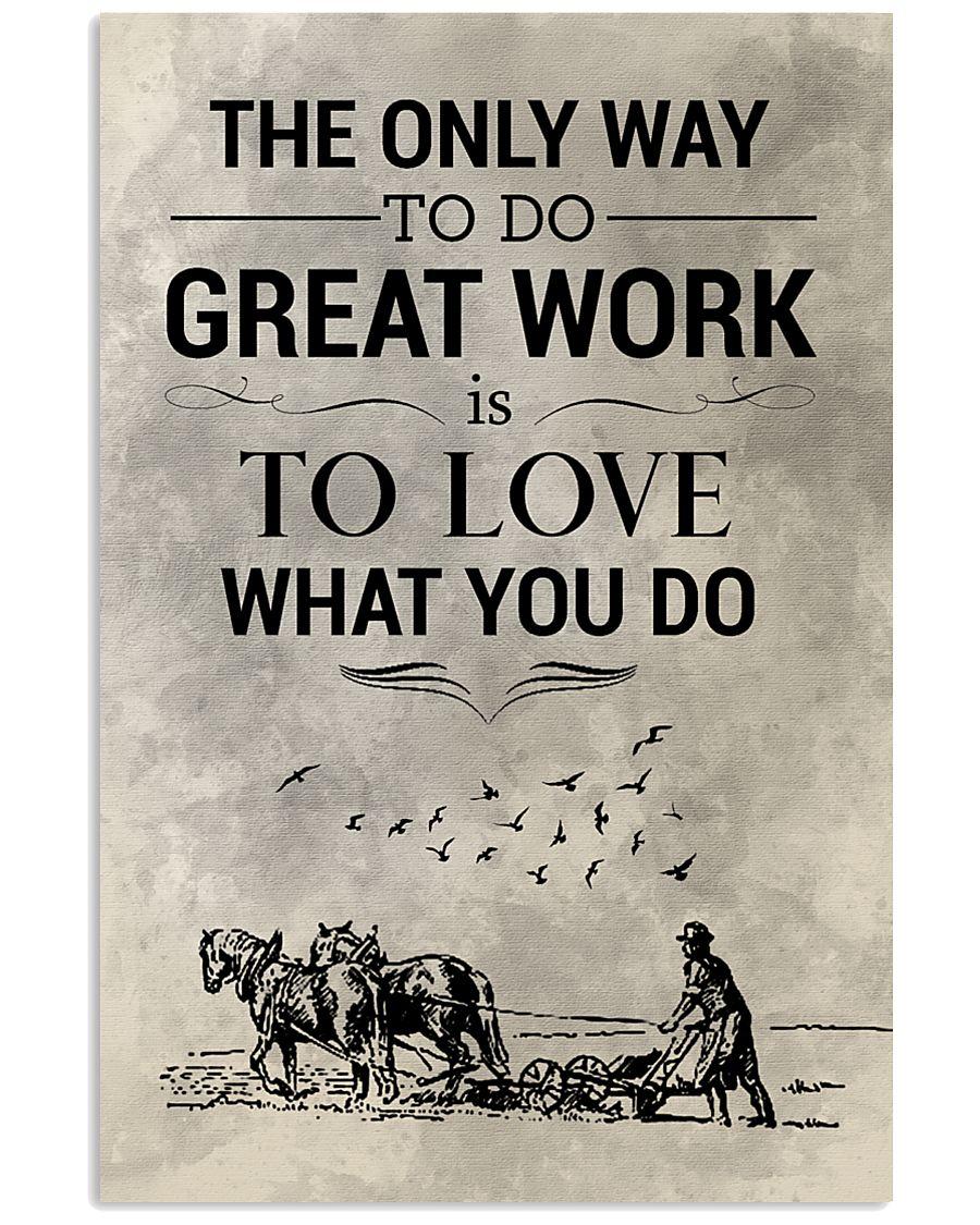 FARMER FAMILY POSTER 11x17 Poster