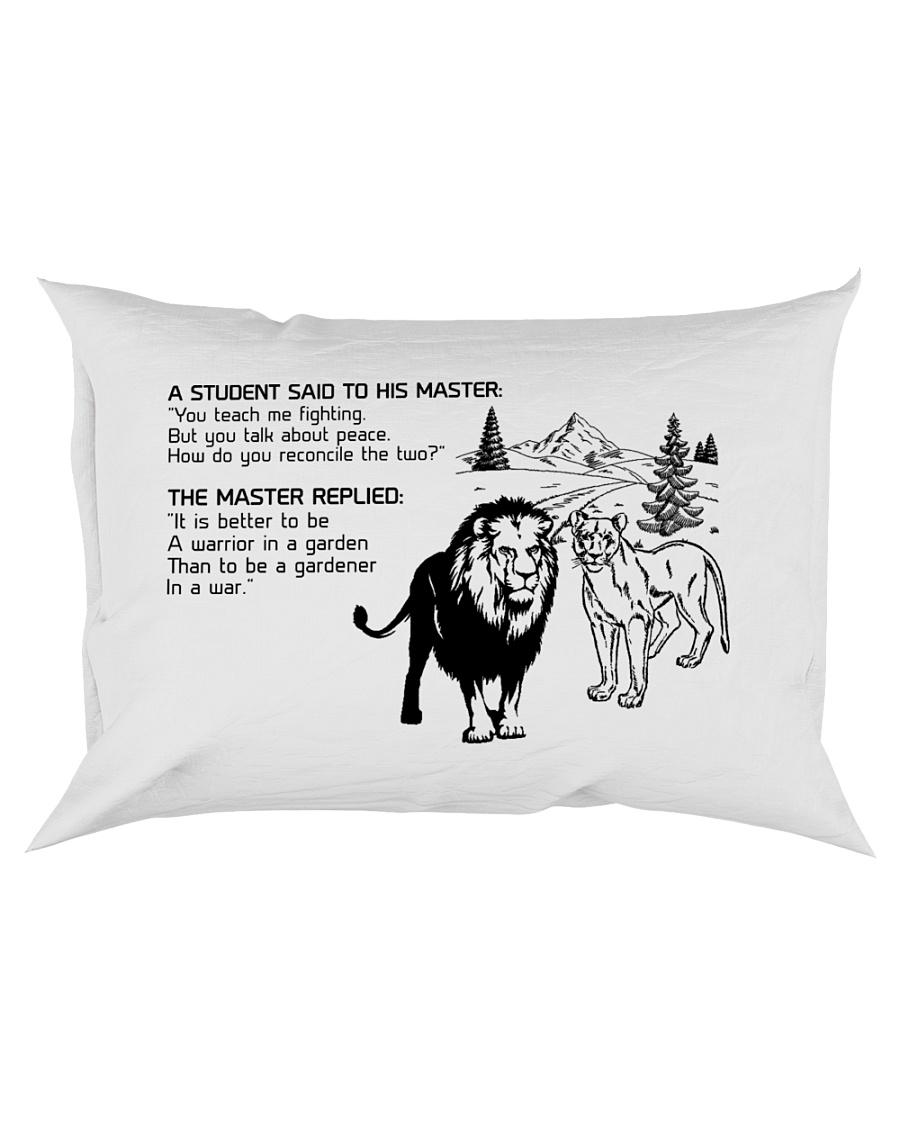 LION - A STUDENT SAID Rectangular Pillowcase