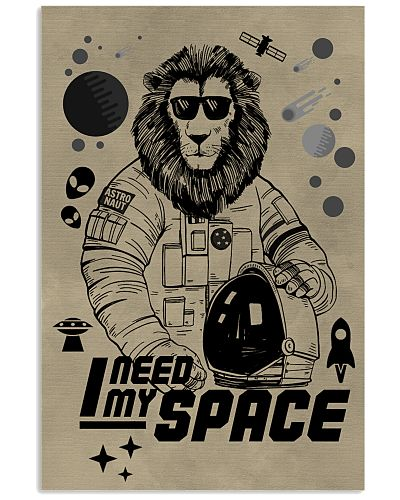 LION - I NEED MY SPACE