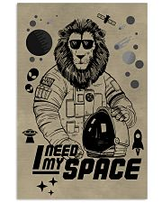 LION - I NEED MY SPACE 16x24 Poster front