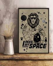 LION - I NEED MY SPACE 16x24 Poster lifestyle-poster-3