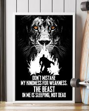 LION - TO MY WIFE 16x24 Poster lifestyle-poster-4
