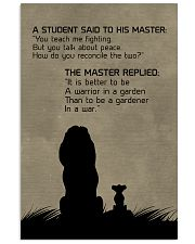 LION - A STUDEN SAID 11x17 Poster thumbnail