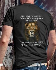 LION Classic T-Shirt lifestyle-mens-crewneck-back-2