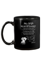 LION - My Wife  Mug back