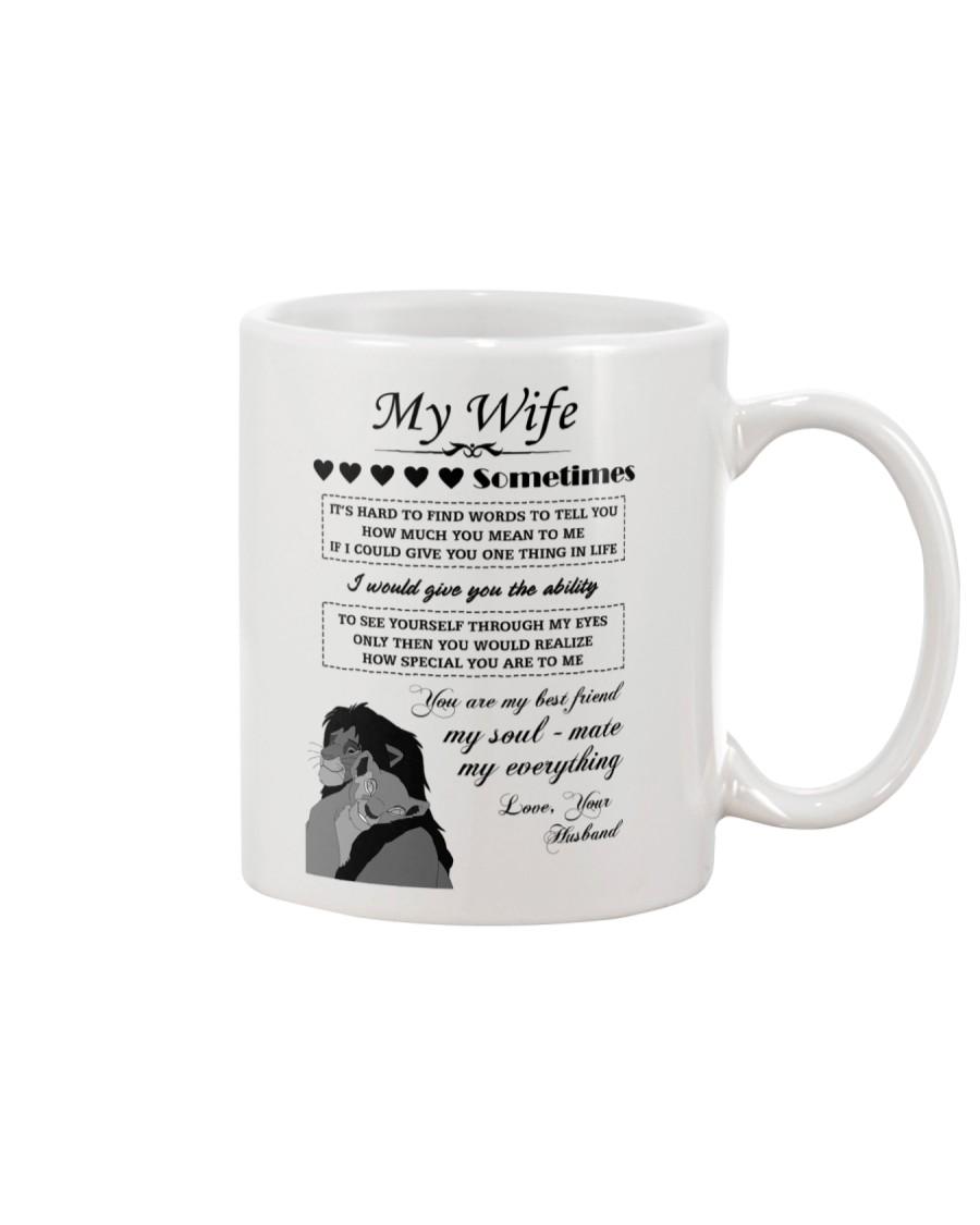 LION - My Wife  Mug