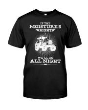 FUNNY FARMING Classic T-Shirt front