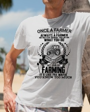 FUNNY FARMER SHIRT Classic T-Shirt lifestyle-mens-crewneck-front-11