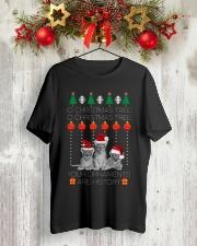 LION Classic T-Shirt lifestyle-holiday-crewneck-front-2