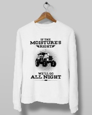 FUNNY FARMING Crewneck Sweatshirt lifestyle-unisex-sweatshirt-front-10