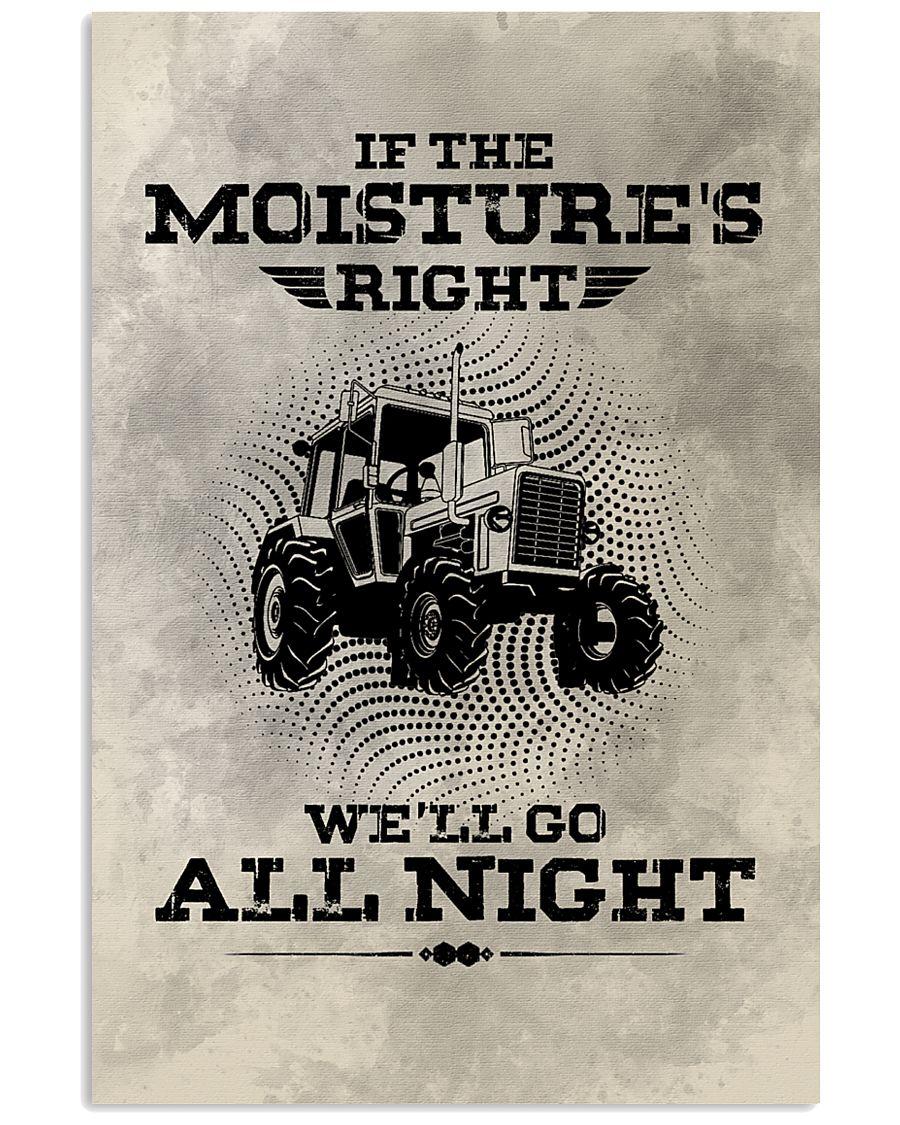 FUNNY FARMING 24x36 Poster