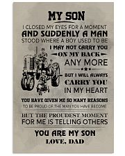 FARMER POSTER TO SON N031 11x17 Poster front