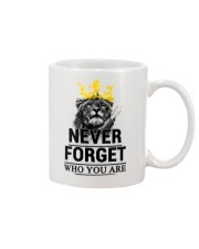 LION - NEVER FORGET Mug thumbnail