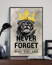 LION - NEVER FORGET 16x24 Poster lifestyle-poster-2