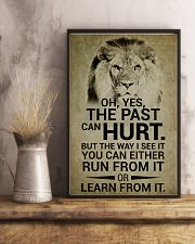 LION - OH YES THE PAST CAN HURT 16x24 Poster lifestyle-poster-3