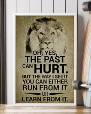 LION - OH YES THE PAST CAN HURT 16x24 Poster lifestyle-poster-4