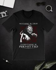 LION Classic T-Shirt lifestyle-mens-crewneck-front-16