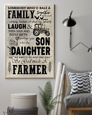 FARMING POSTER - TO MY SON 11x17 Poster lifestyle-poster-1