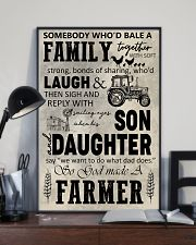 FARMING POSTER - TO MY SON 11x17 Poster lifestyle-poster-2