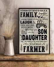 FARMING POSTER - TO MY SON 11x17 Poster lifestyle-poster-3