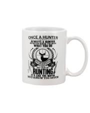 FUNNY HUNTING MUG Mug front