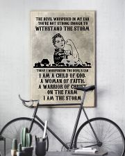 FUNNY FARMING 16x24 Poster lifestyle-poster-7