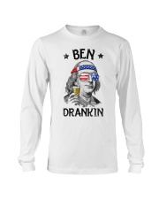 Ben drankin shirt Long Sleeve Tee thumbnail