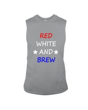 RED WHITE AND BREW T-Shirt Sleeveless Tee thumbnail