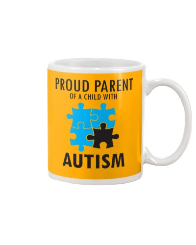 Proud Parent of A Child With Autism