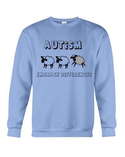 Autism Embrace Differences