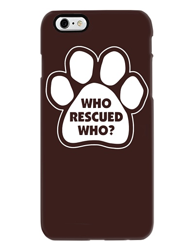 Rescue who rescued who