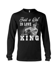 with my king tshirt Long Sleeve Tee thumbnail