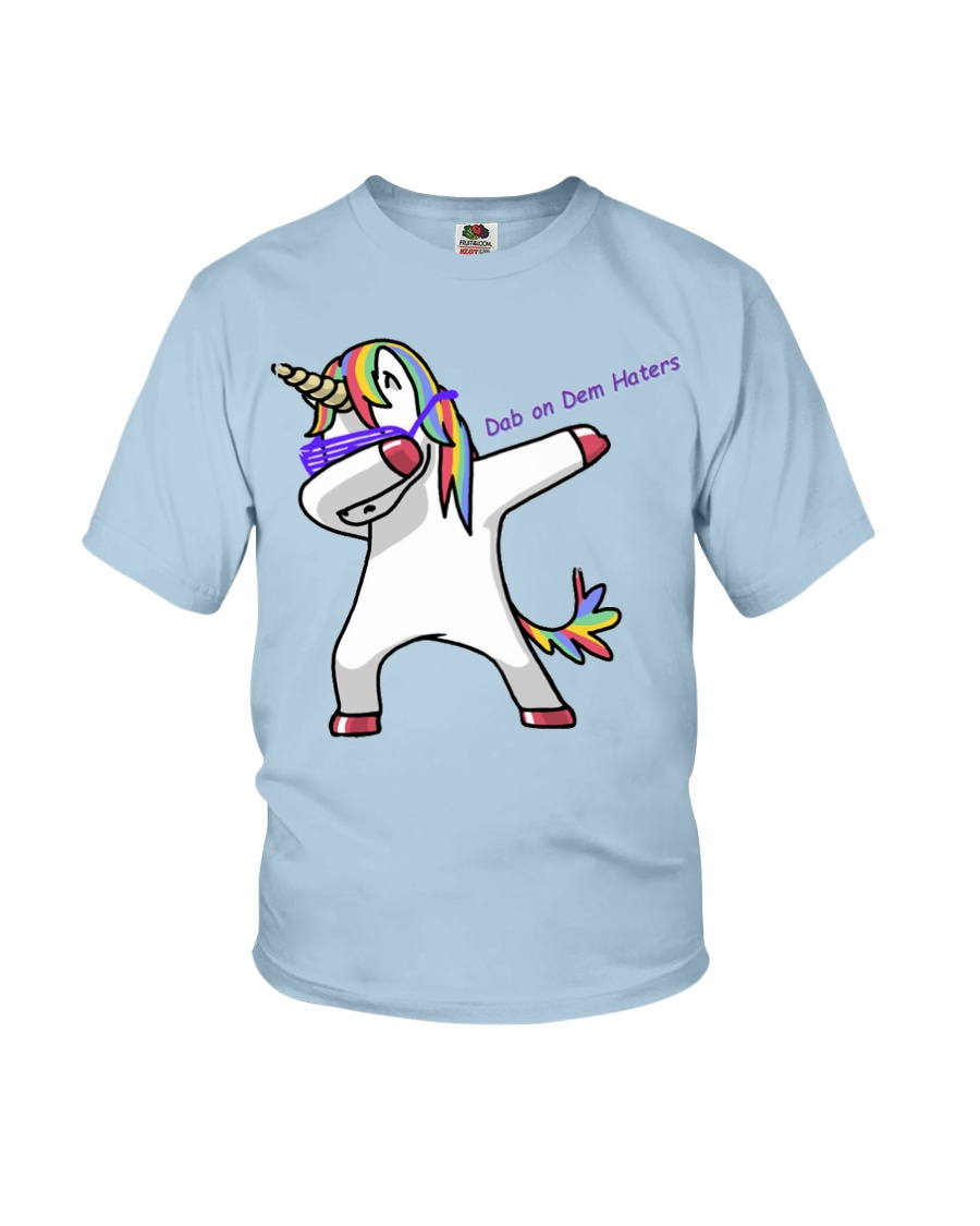 Dab on Dem Haters Youth T-Shirt