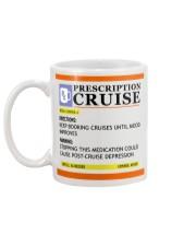 Prescription cruise keep booking cruises Mug back