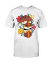 Monkey Samurai Mask Classic T-Shirt thumbnail