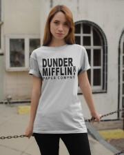 Dunder Mifflin Office Classic T-Shirt apparel-classic-tshirt-lifestyle-19