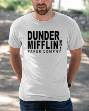 Dunder Mifflin Office Classic T-Shirt apparel-classic-tshirt-lifestyle-front-50