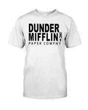 Dunder Mifflin Office Classic T-Shirt front